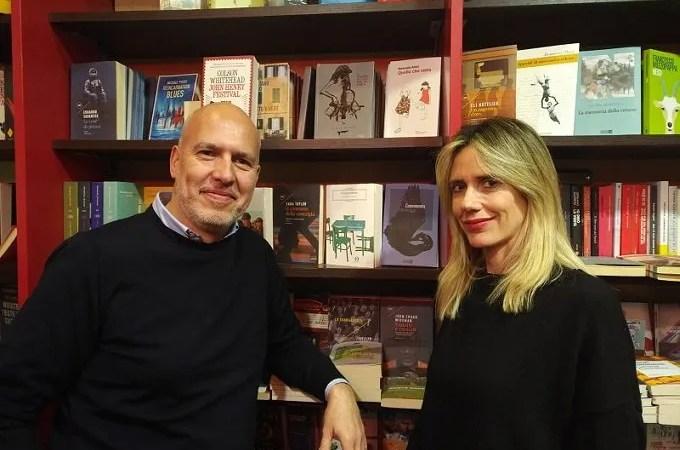 Il romanzo dei destini incrociati, a Ponte Milvio l'incontro letterario con Emanuela Amici e Nikita Placco