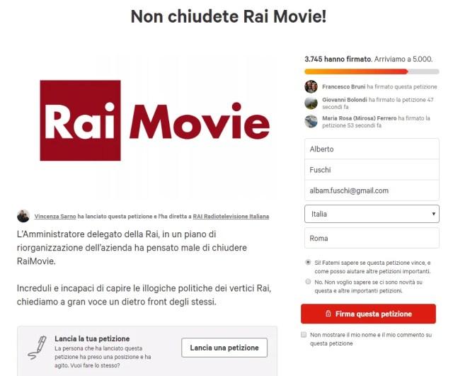 rai-movie-petizione
