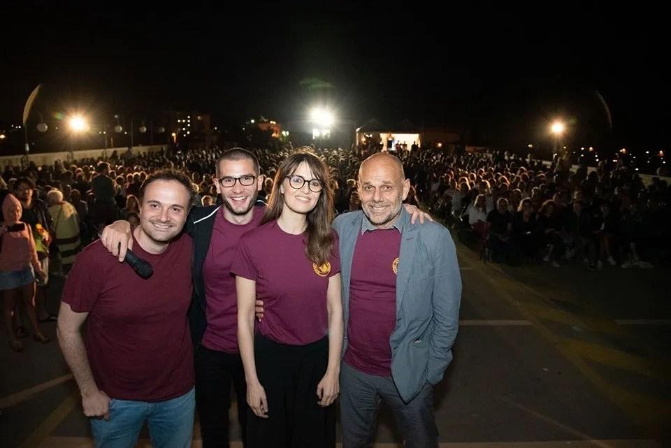 Paola-Cortellesi-Riccardo-Milani-Cinema-America