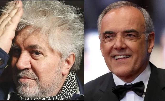 Venezia 76 Leone D'Oro a Pedro Almodovar, il messaggio di Alberto Barbera «il più grande del cinema spagnolo dai tempi di Bunuel»