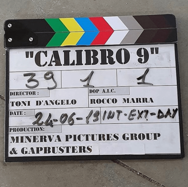 calibro 9 set