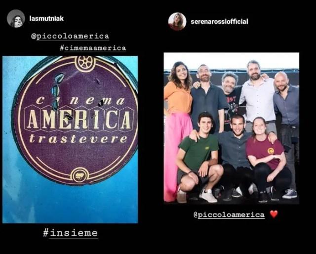 cinema america trastevere