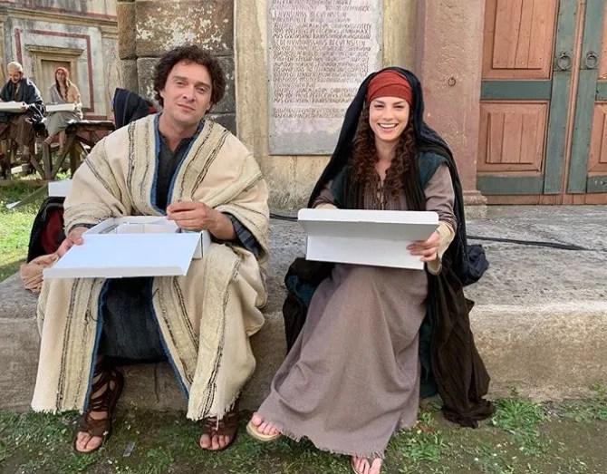 Gli anni più belli al cinema, il film italiano del weekend, trama e foto dal set