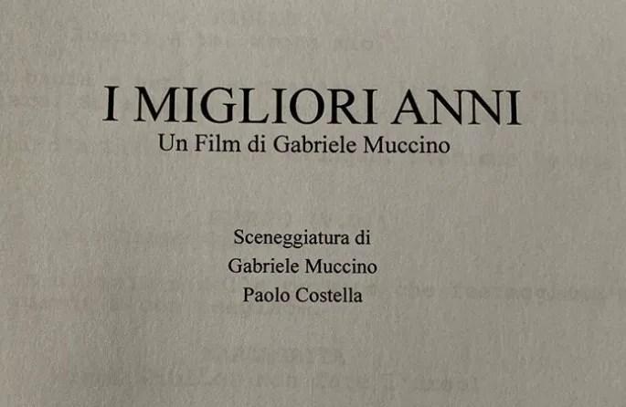 I Migliori Anni, Gabriele Muccino sceglie un super cast, Emma Marrone esordisce da attrice