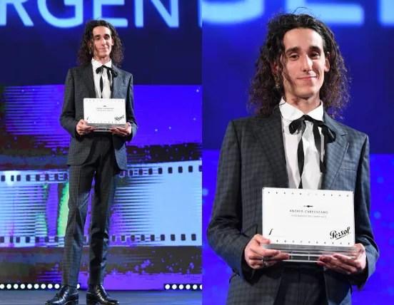 nastri d argento 2019 premiazione foto andrea carpenzano
