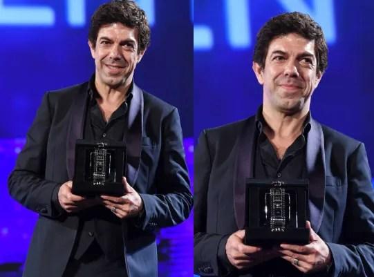 nastri d argento 2019 premiazione foto pierfrancesco favino