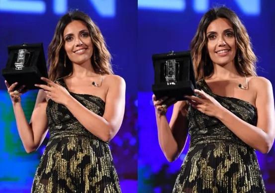 nastri d argento 2019 premiazione foto serena rossi