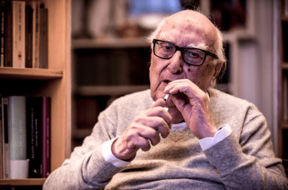 Addio Andrea Camilleri padre di Montalbano successo letterario e televisivo Maurizio De Giovanni «Un maestro inarrivabile che lascerà il segno»