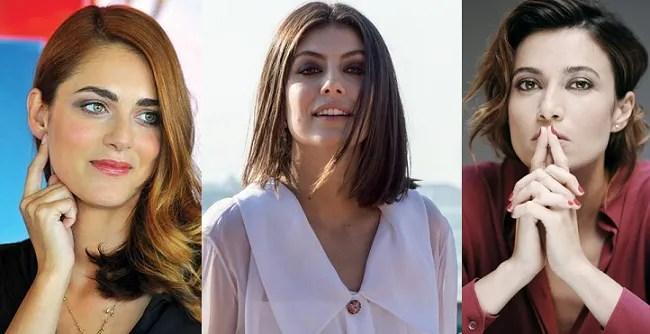 Premio Kinéo 2019 miglior attrice protagonista a Venezia 76: Anna Foglietta, Miriam Leone, Alessandra Mastronardi. Tutte le candidate