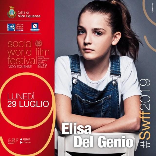 social-world-film-festival-2019-programma-ospiti-elisa-del-genio-29-luglio