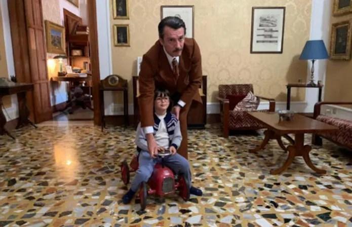 """""""Giorgio Ambrosoli""""    """"I ragazzi dello zecchino d'oro"""" e """"Nilda"""" i primi Tv Movie della Rai"""