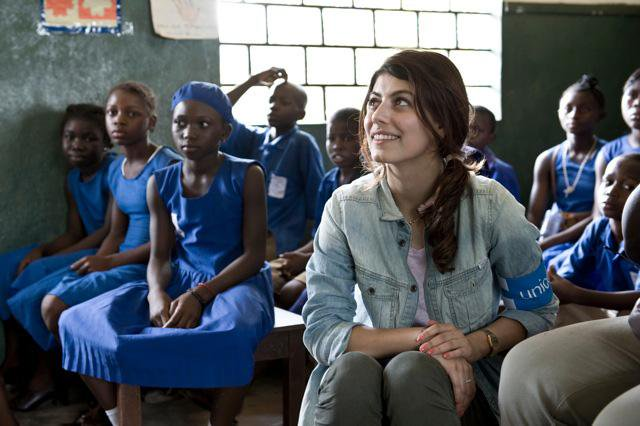 Venezia 76, Alessandra Mastronardi nuova Goodwill Ambassador dell'Unicef