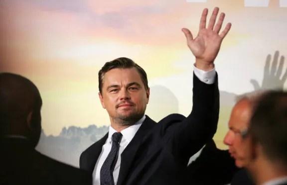 C'era una volta a Hollywood premiere al Cinema Adriano di Roma, FOTO Leonardo Di Caprio, Quentin Tarantino e Margot Robbie