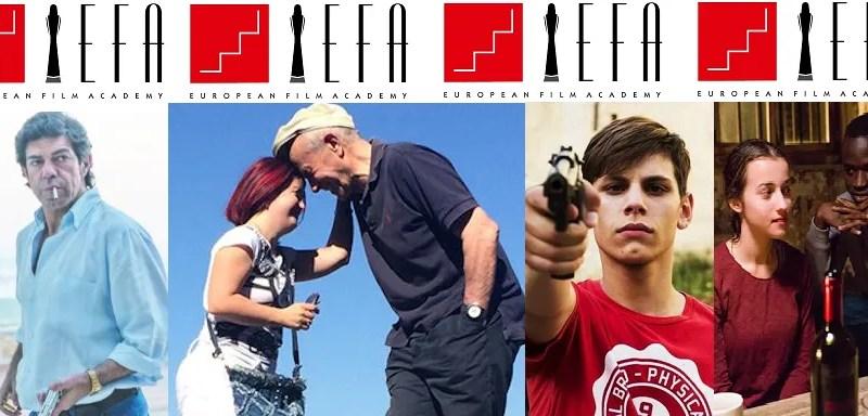 """European film Awards 2019 nominations, """"La Paranza dei Bambini"""", """"Il Traditore"""", """"Fiore Gemello"""" e """"Dafne"""" film italiani candidati all'Efa 2019"""