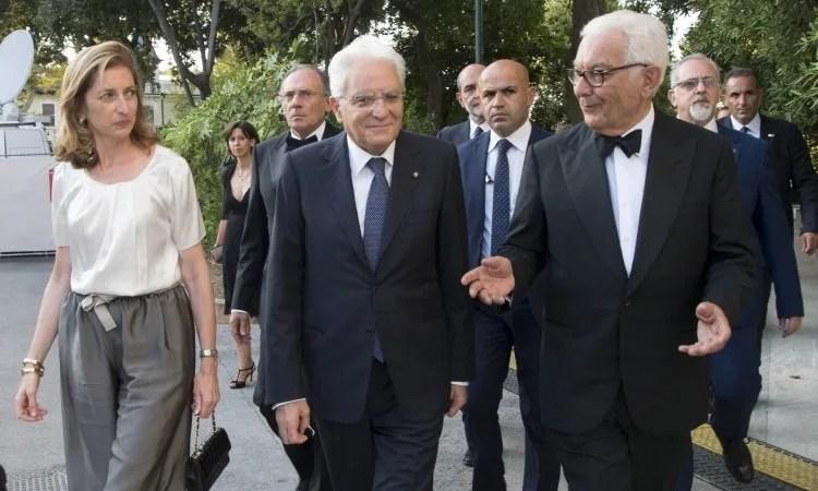 Venezia 76 Sergio Mattarella salta l'inaugurazione per la crisi di governo