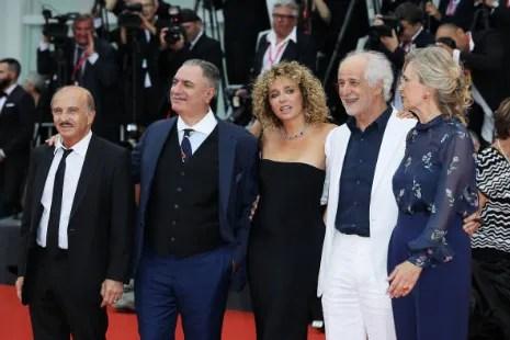 Venezia 76 il red carpet del cinema italiano