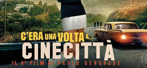 C'era una volta a Cinecittà, la versione italiana di C'era una volta a Hollywood
