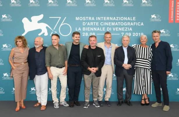 Venezia 76 un pò di Italia in Adults in the Room con Valerio Golino e Francesco Acquaroli