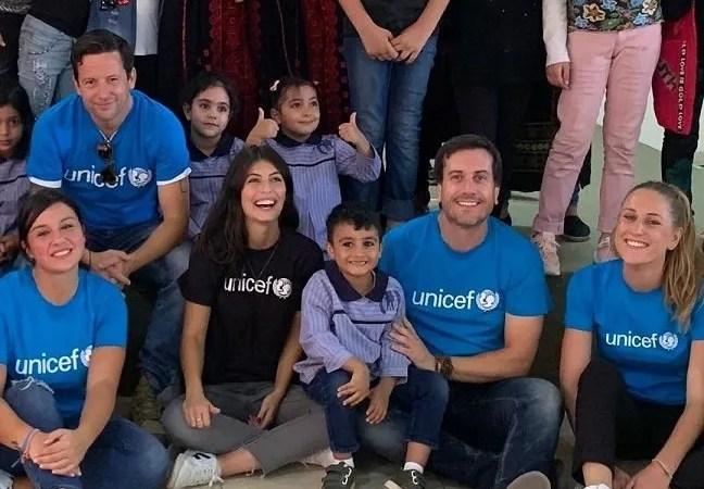 Andrea Iacomini, Unicef Generation «Alessandra Mastronardi è la più grande ambasciatrice Unicef degli ultimi 20 anni» ANTEPRIMA