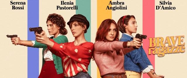 box office italia weekend 11 ottobre 2019 brave ragazze incassi