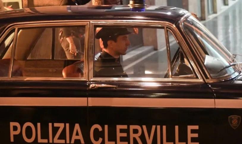 Diabolik, Clerville esiste davvero: a Bologna le prime foto