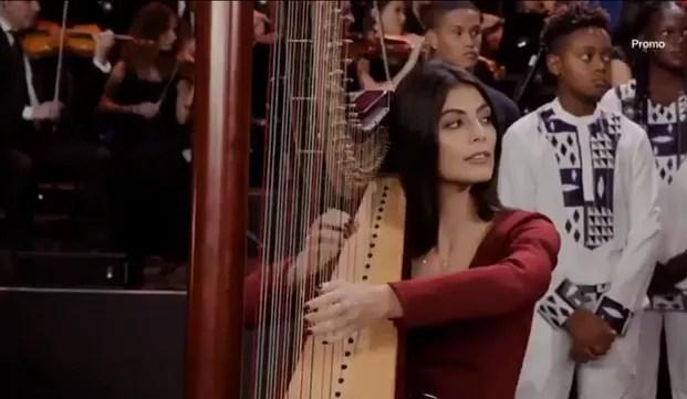 Prodigi 2019 in onda su Rai 1 il 13 novembre, ospiti Serena Autieri, Alessandra Mastronardi, Arisa, Roberto Mancini e Rossella Brescia