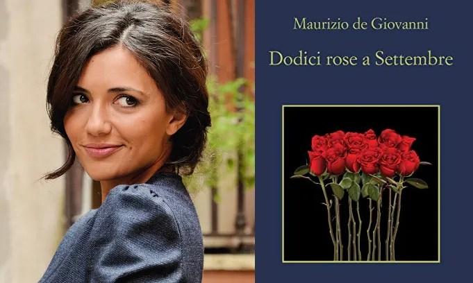Mina Settembre, Serena Rossi protagonista della fiction ispirata ai romanzi di Maurizio De Giovanni