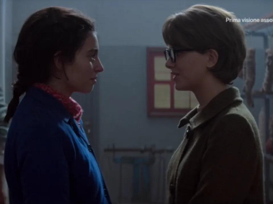 L'Amica Geniale 2 ascolti tv a confronto con la prima stagione