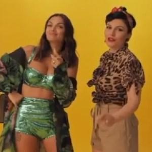 """Elettra Lamborghini feat Giusy Ferreri """"La Isla"""" la nuova canzone dal 29 giugno"""