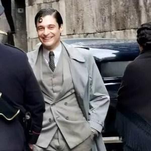 Il Commissario Ricciardi torna sul set a Napoli per gli ultimi ritocchi prima della messa in onda