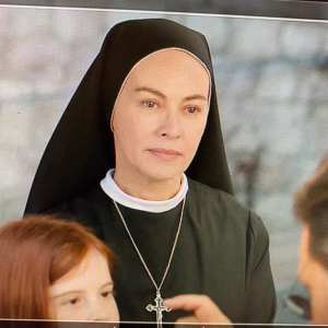 Che Dio ci aiuti 6 riprese ad Assisi, foto dal set con Elena Sofia Ricci e tutto il cast