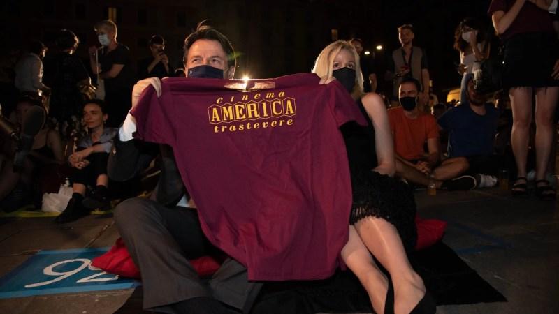 Cinema America Conte apre l'edizione 2020 a Piazza San Cosimato