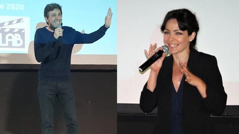 Valentina Corti e Adelmo Togliani chiudono la prima edizione del Doria Pamphilj Cine Lab