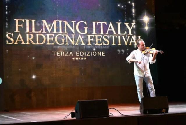 Filming Italy Sardegna Festival 2020 vincitori e parata di ospiti dello spettacolo italiano