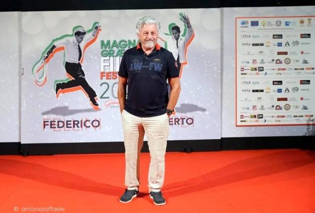 magna graecia film festival 2020 ospiti antonio catania