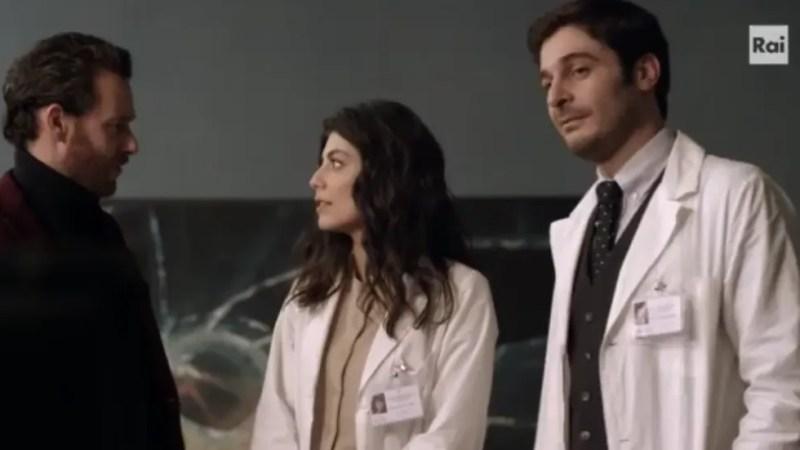 L'Allieva 3 spot prima puntata con Lino Guanciale e Alessandra Mastronardi