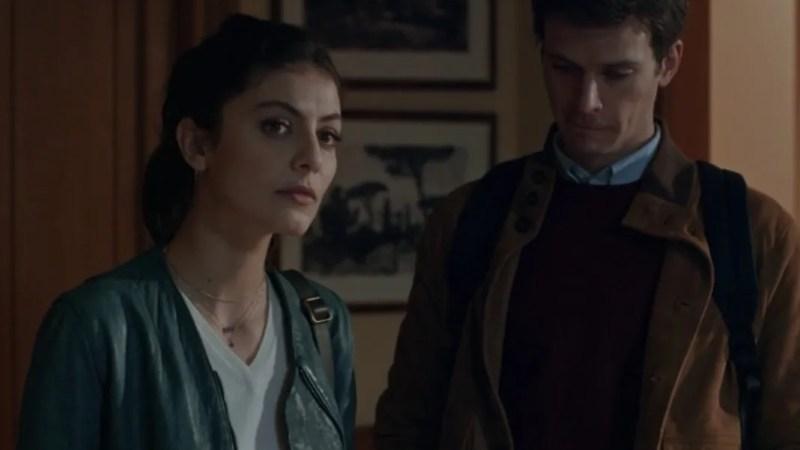L'Allieva 3 anticipazioni seconda puntata, arriva Giacomo Conforti, Sandro tenta il primo passo verso Alice
