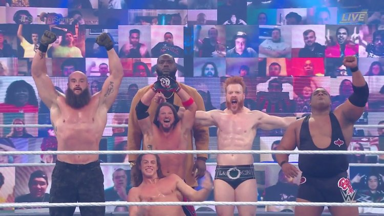 Wwe Survivor Series 2020 risultati |  Raw ha sconfitto Smackdown |  Roman Reigns vs Drew McIntyre |  il ritiro di Undertaker