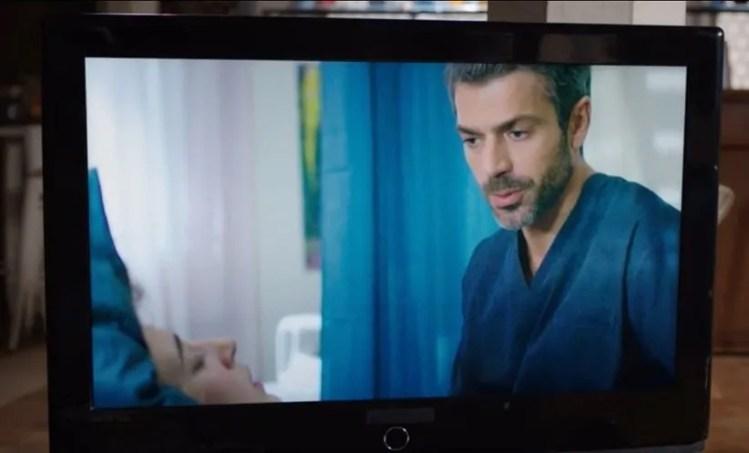 Che Dio ci aiuti 6 e Doc nelle tue Mani si incontrano in una scena, crossover tra Elena Sofia Ricci e Luca Argentero