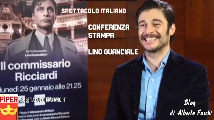 Il Commissario Ricciardi, il cast