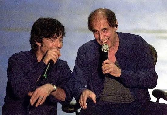 """Adriano Celentano """"Amadeus e Fiorello i veri vincitori di Sanremo con la forza rock dei Maneskin"""""""