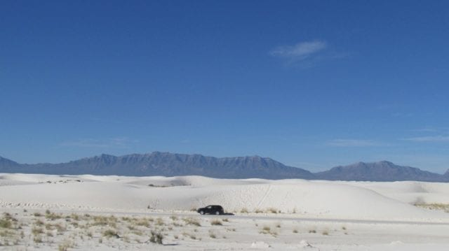 Alamogordo White Sands