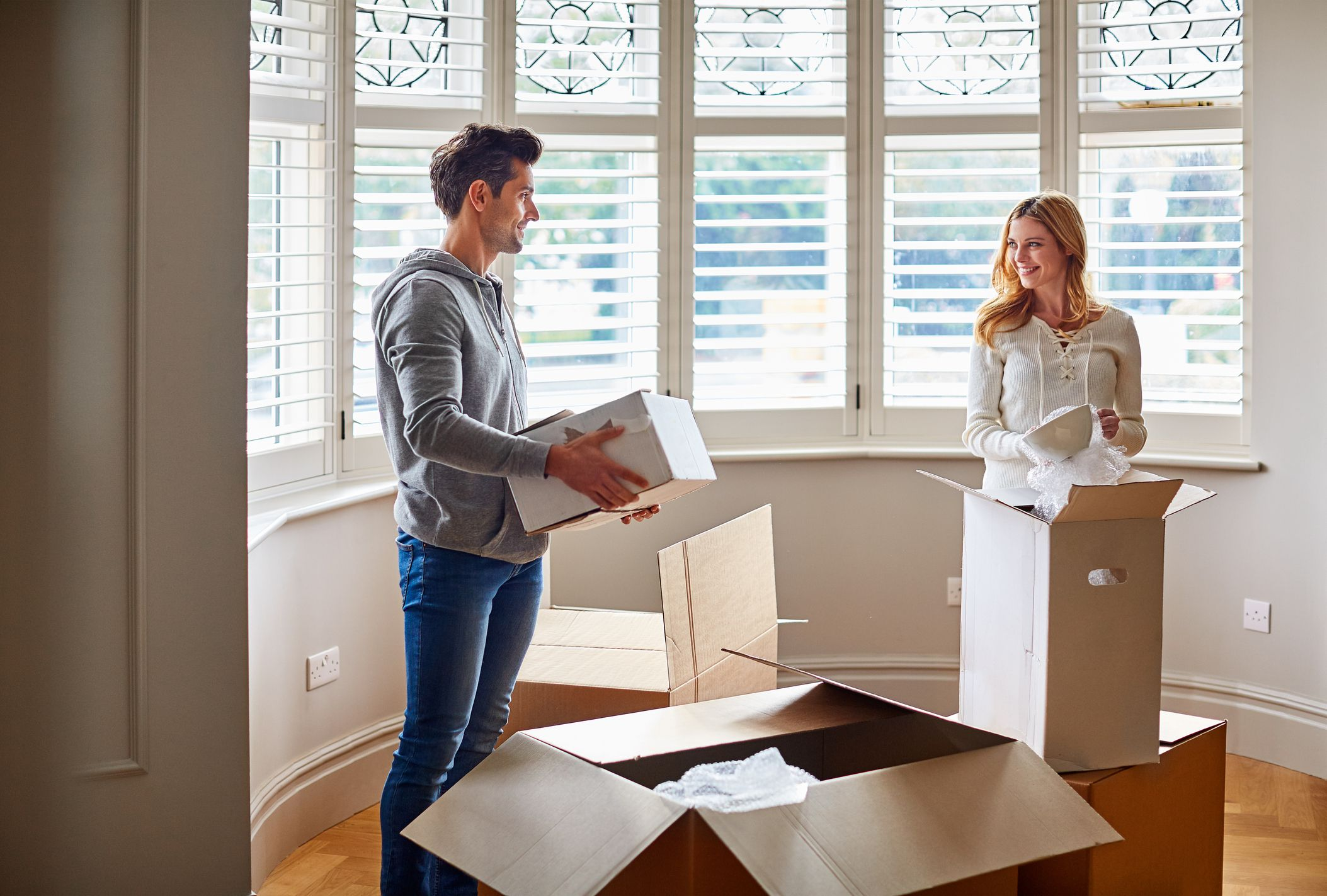 6 Interior Things To Consider When Moving In With Your Partner