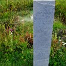 Pleasures - Burns' poem carved in Caithness stone