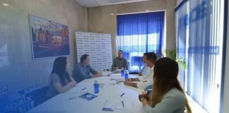 Jornada de formación de agentes Adaix en el mes de octubre