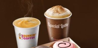 Dunkin' Coffee Lanza dos promociones para el Black Friday