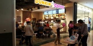 Dunkin' Coffee Inaugura Nuevo Restaurante en Murcia