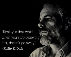 Philip K. Dick over realiteit