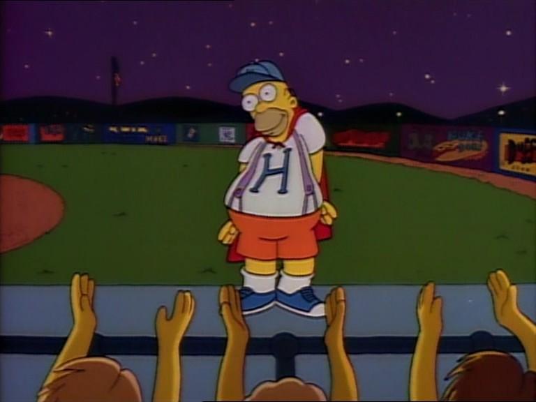 La mascota de los Isótopos de Springfield ficha por el equipo de Ciudad Capital
