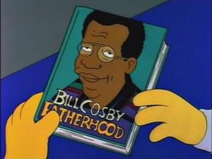 """1ª Ley Cosby de perversidad intergeneracional: """"No importa lo que usted le pida a su hijo; él hará siempre lo contrario""""."""